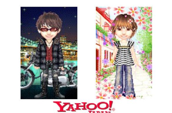 Yahoo!アバター